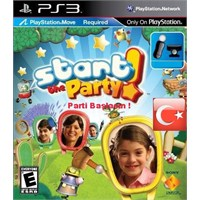 Start the Party Türkçe Ps3 ( Move Uyumlu )