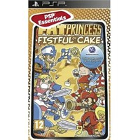 Fat Princess Psp Oyun
