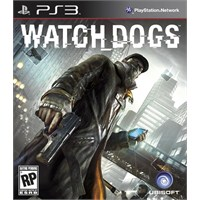 Ubisoft Watch Dogs Ps3 Oyun