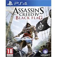 Ubisoft Assassins Creed 4 Black Flag Ps4 Oyun