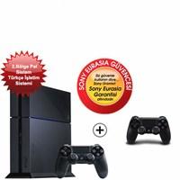 Sony Eurasia Playstation 4, 500 Gb Oyun Konsolu + 2. Kol