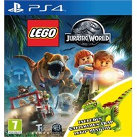 Lego Jurassic World Toy Edition PS4