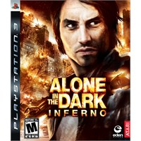 Alone In The Dark İnferno Ps3 Oyun