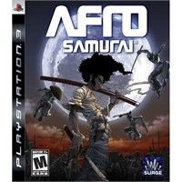 Afro Samurai Ps3 Oyun