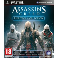Assassin'S Creed Heritage Collection Ps3 Oyun