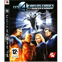 Fantastik 4 Silver Surfer Ps3 Oyun