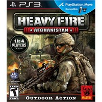 Heavy Fire Afghanistan Ps3 Oyun