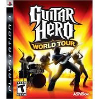 Guitar Hero World Tour Ps3 Oyun
