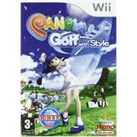 Tecmo Wii Pangya! Golf Wıth Style