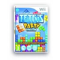 Tetris Wii Tetrıs Party Deluxe