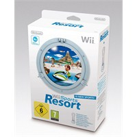 Nintendo Wii Sports Resort Oyun + Motıon Plus Aparatı