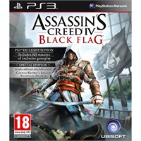 Ubisoft Ps3 Assassıns Creed 4 Black Flag Specıal Edıtıon