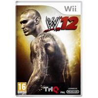 Thq Wii Wwe 12 W12