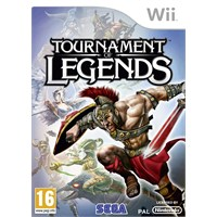 Sega Wii Tournament Of Legends