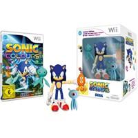 Sega Wii Sonıc Colours Lımıted Edıtıon Pack Oyun+Fıgur