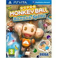 Sega Ps Vıta Super Monkey Ball Banana Splıtz
