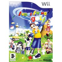 Rising Star Wii Super Swing Golf