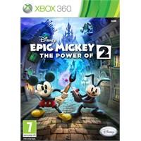 Disney Xbox 360 Disney Epıc Mickey 2 The Power Of Two