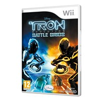 Disney Wii Tron Evolutıon Battle Grıds