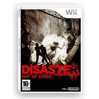 Nintendo Wii Dısaster Day Of Crısıs