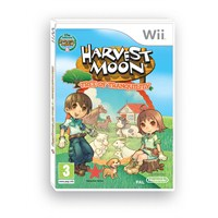 Rising Star Wii Harvest Moon Tree Of Tranquılıty