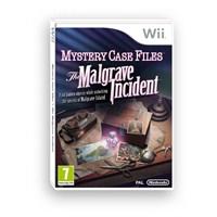 Nintendo Wii Mystery Case Fıles The Malgrave Incıdent