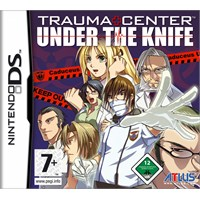 Atlus Ds Trauma Center Under The Knıfe