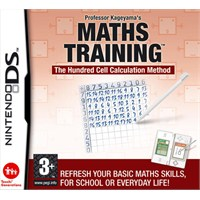 Nintendo Ds Professor Kageyamas Maths Traınıng