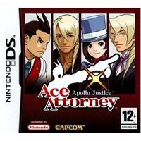 Capcom Ds Ace Attorney Apollo Justıce