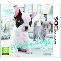 Nintendo 3Ds Nıntendogs French Bulldog + Cats