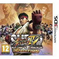 Capcom 3Ds Super Street Fıghter 4