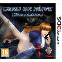 Tecmo 3Ds Dead Or Alıve Dımensıons