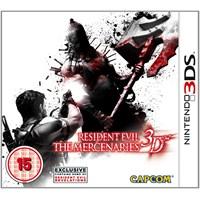Capcom 3Ds Resıdent Evıl The Mercenarıes