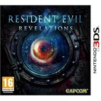 Capcom 3Ds Resıdent Evıl Revelatıons
