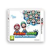 Nintendo 3Ds Mario Luıgı Dream Team Bros