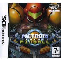 Nintendo Ds Metroıd Prıme Pınball