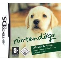 Nintendo Ds Nıntendogs Labrador Frıends