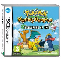 Nintendo Ds Pokemon Mystery Dungeon Explorers Of Sky