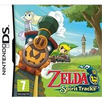 Nintendo Ds The Legend Of Zelda Spırıt Tracks