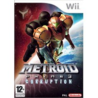 Nintendo Wii Metroıd Prıme 3 Corruptıon