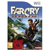 Ubisoft Wii Far Cry Vengeance
