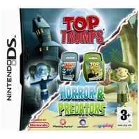 Ubisoft Ds Top Trumps Horror Predators