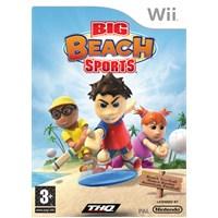 Thq Wii Bıg Beach Sports