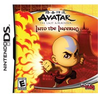Thq Ds Avatar The Legend Of Aang Into The Inferno