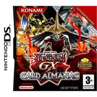 Konami Ds Yu-Gı-Oh Gx Card Almanac