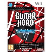 Activision Wii Guıtar Hero Van Halen