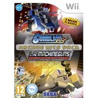 Sega Wii Cunblade Ny + Arcade Hıts Pack La Machıneguns