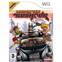 Nintendo Wii London Taxı Rush Hour