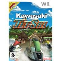 Nintendo Wii Kawasakı Jet Ski