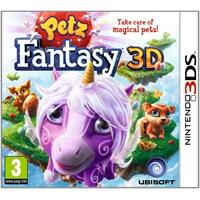 Ubisoft 3Ds Petz Fantasy 3D
